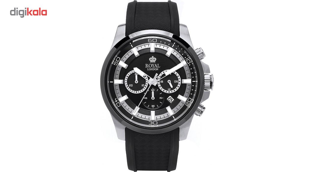 خرید ساعت مچی عقربه ای مردانه رویال لندن مدل RL-41375-01