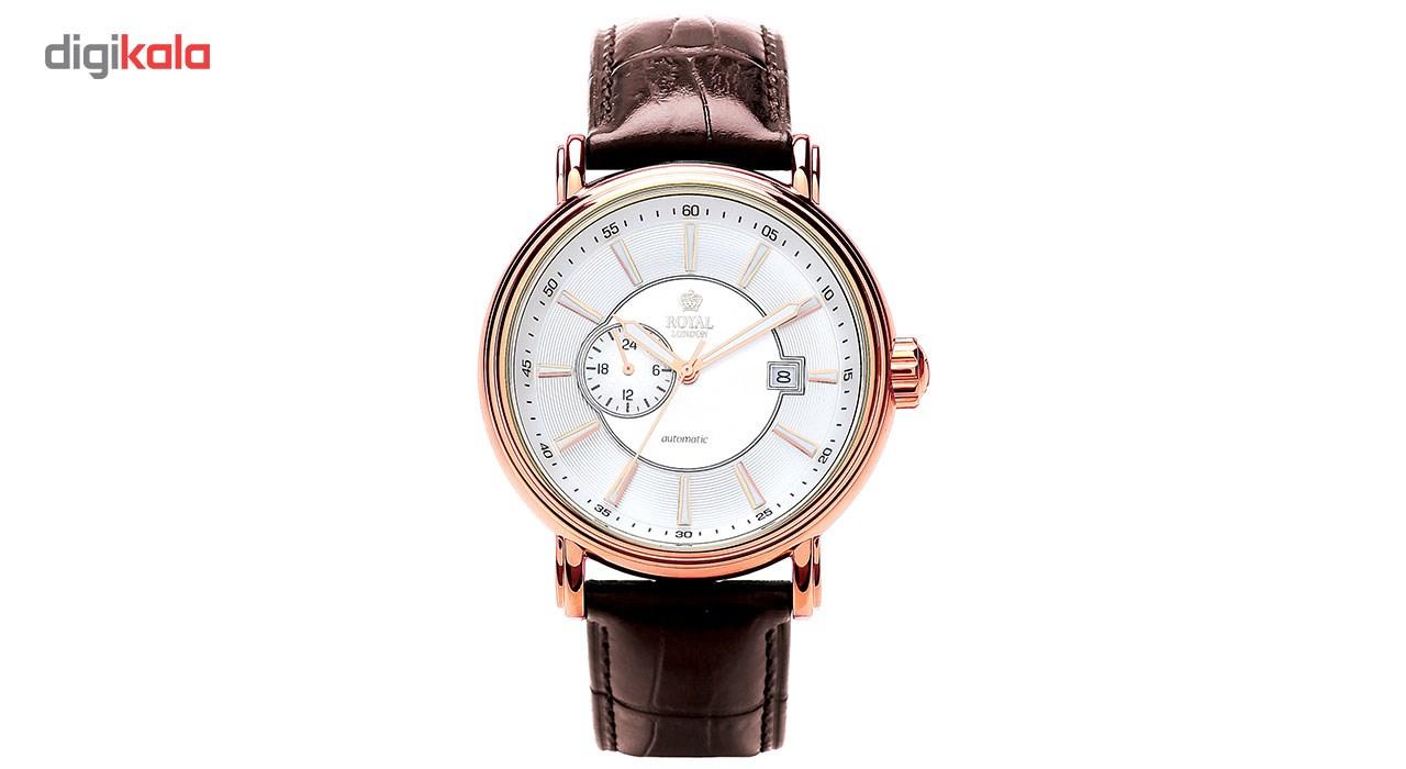 خرید ساعت مچی عقربه ای مردانه رویال لندن مدل RL-41147-04