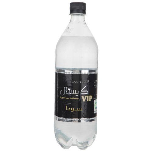 نوشیدنی سودا کریستال مقدار 1 لیتر