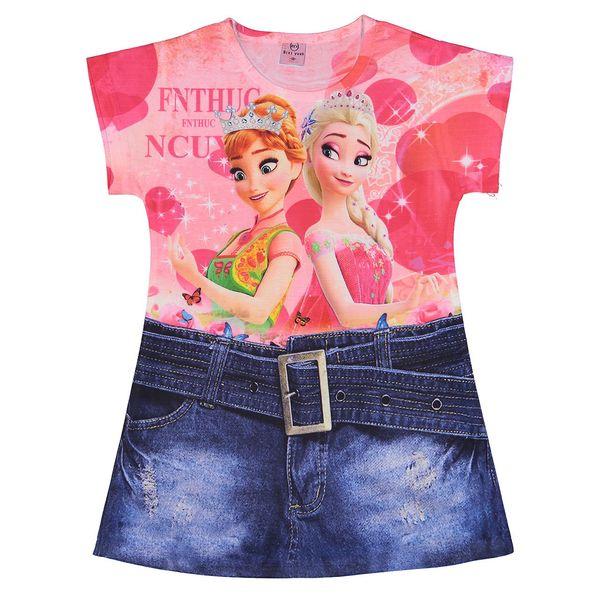 پیراهن دخترانه بیکسی یوان مدل013
