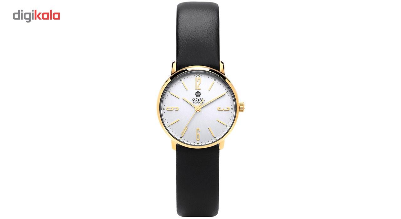 ساعت مچی عقربه ای زنانه رویال لندن مدل RL-21353-02