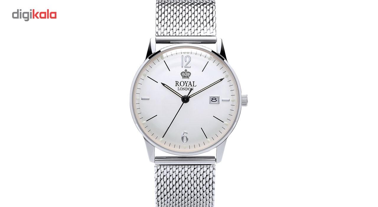 خرید ساعت مچی عقربه ای مردانه رویال لندن مدل RL-41329-04