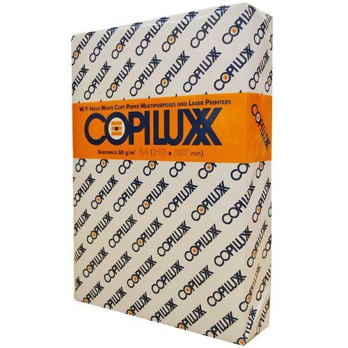 کاغذ کپی لوکس سایز A4 مدل 80 گرمی بسته 500 عددی