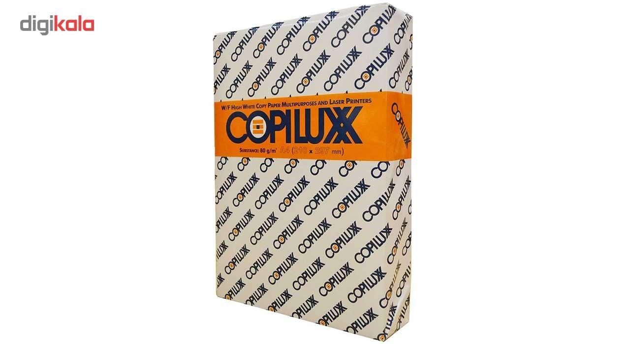 کاغذ کپی لوکس سایز A4 مدل 80 گرمی بسته 500 عددی main 1 1