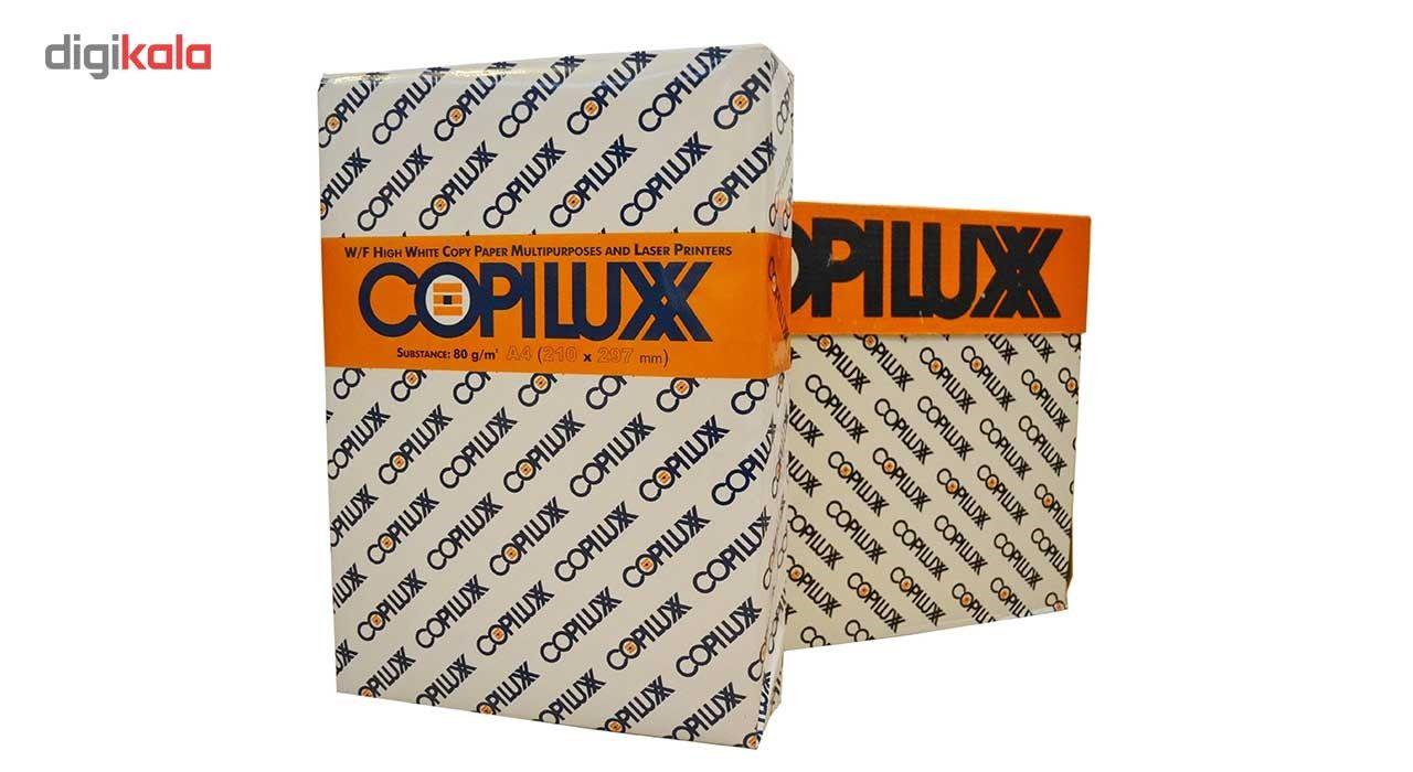 کاغذ کپی لوکس سایز A4 مدل 80 گرمی بسته 500 عددی main 1 2