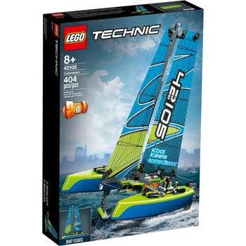 لگو سری Technic مدل Catamaran 42105