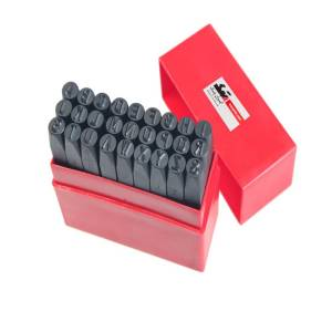 مجموعه 27 عددی سنبه حروف ایران پتک مدل LK3011