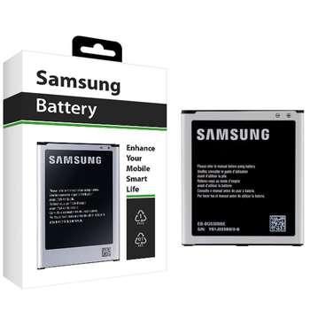باتری موبایل سامسونگ مدل Galaxy J5 با ظرفیت 2600mAh مناسب برای گوشی موبایل سامسونگ Galaxy J5 |