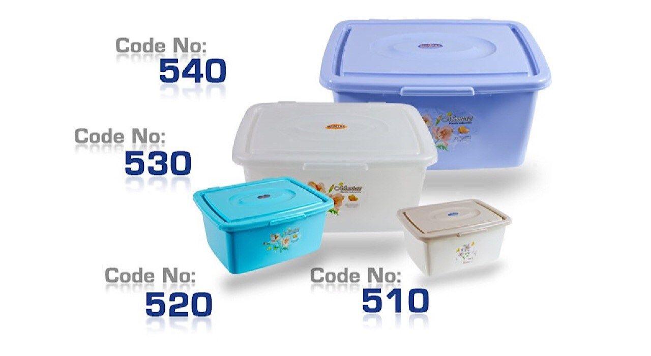 ظرف نان ممتاز پلاستیک مدل 510 ظرفیت ۶ لیتری main 1 26