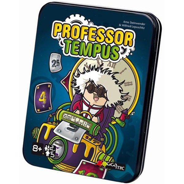 بازی فکری ژیگامیک مدل Professor Tempus