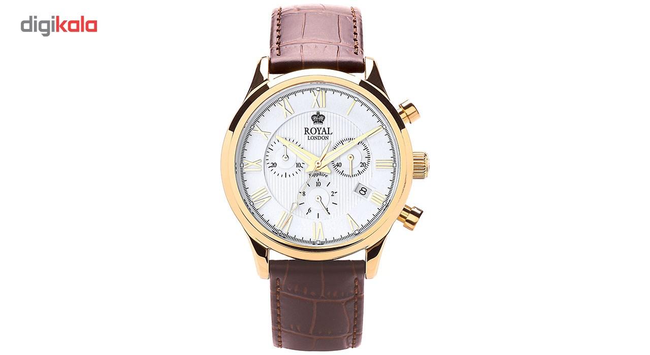 خرید ساعت مچی عقربه ای مردانه رویال لندن مدل RL-41264-03