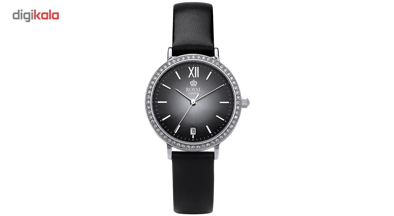 ساعت مچی عقربه ای زنانه رویال لندن مدل RL-21345-01