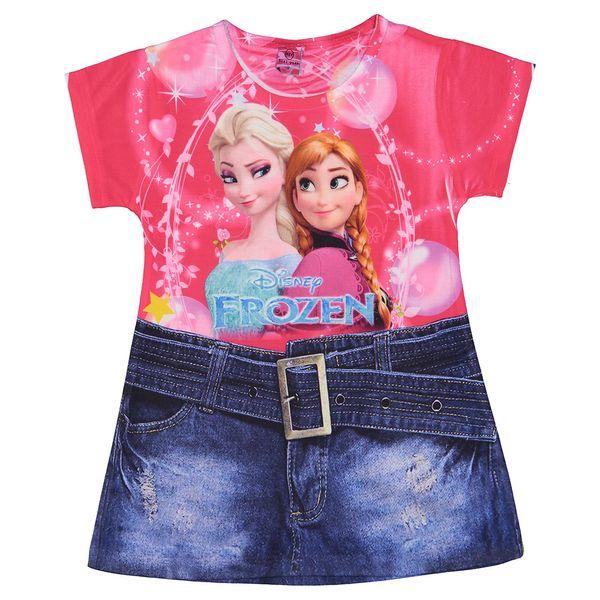 پیراهن دخترانه بیکسی یوان مدل003