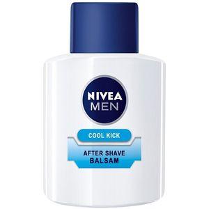 افترشیو نیوآ مدل Cool Kick حجم 100 میلی لیتر  Nivea Cool Kick After Shave Balsam 100ml