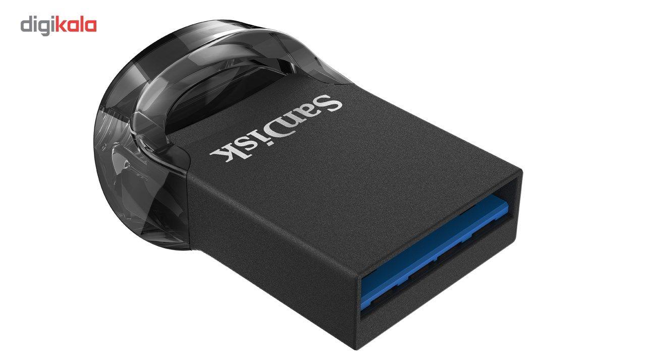 فلش مموری سن دیسک مدل Ultra Fit ظرفیت 64 گیگابایت main 1 4