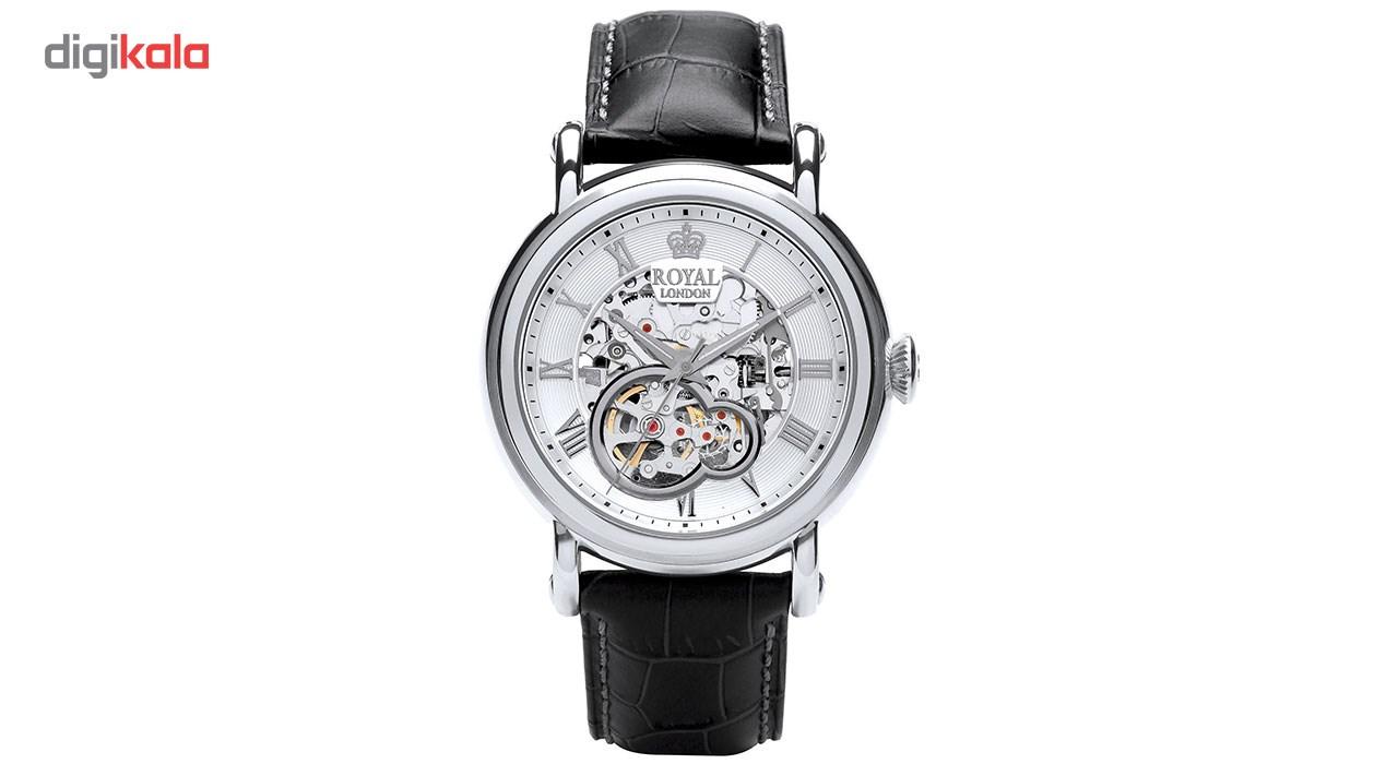 ساعت مچی عقربه ای مردانه رویال لندن مدل RL-41300-01