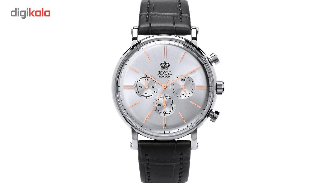 خرید ساعت مچی عقربه ای مردانه رویال لندن مدل RL-41330-01