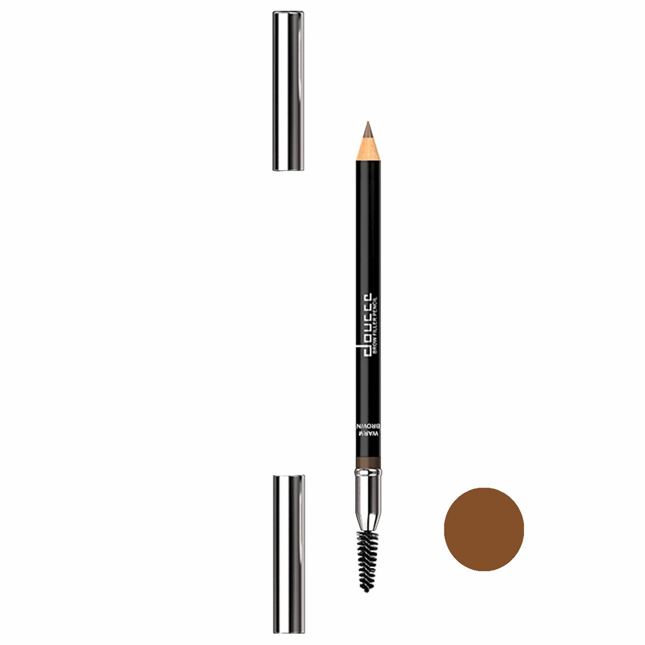 مداد ابرو دوسه سری پرکننده شماره 622