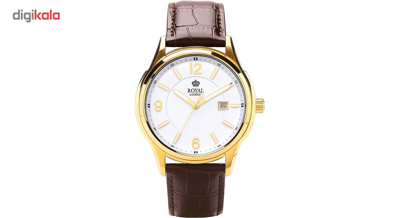 خرید ساعت مچی عقربه ای مردانه رویال لندن مدل RL-41222-03