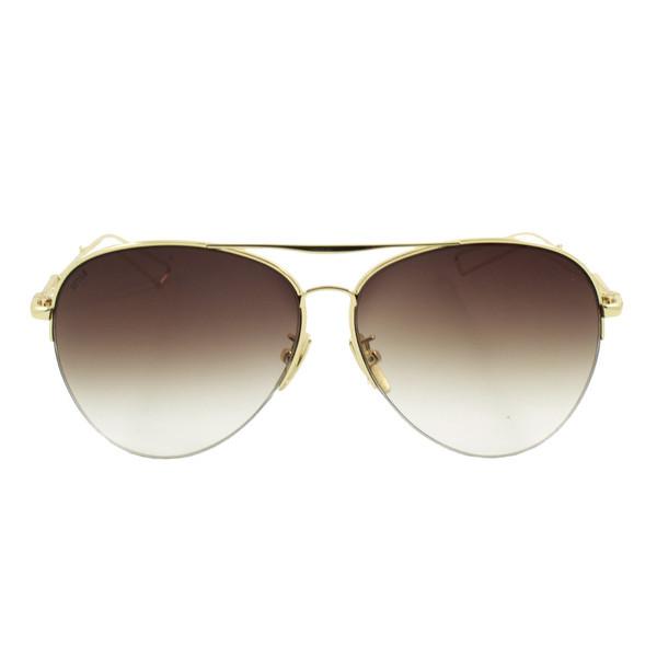 عینک آفتابی ویلی بولو مدل Aviators Pure Brown