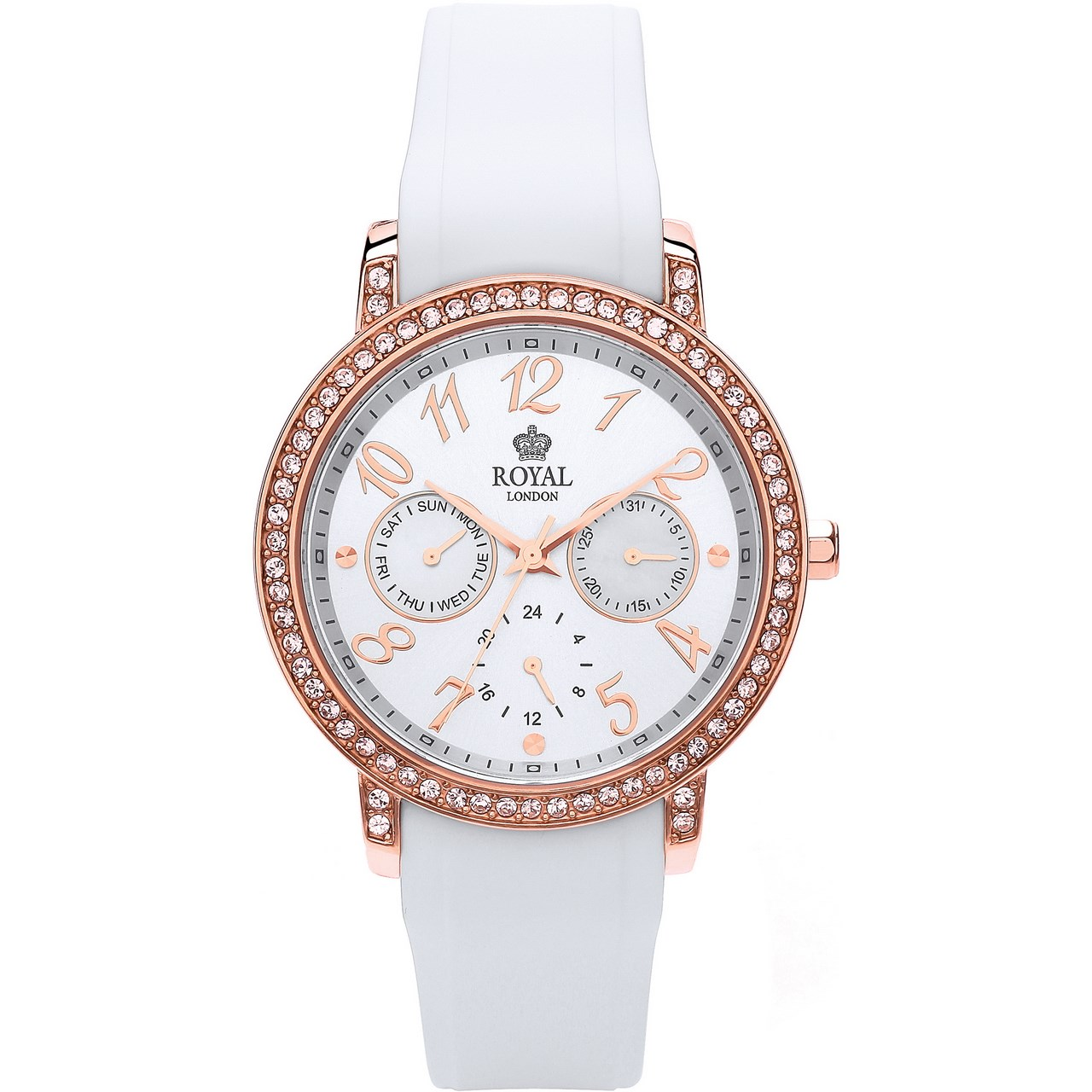 خرید ساعت مچی عقربه ای زنانه رویال لندن مدل RL-21286-04