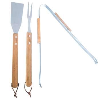 ست ابزار آشپزی 3 پارچه بامبوم مدل BB0008