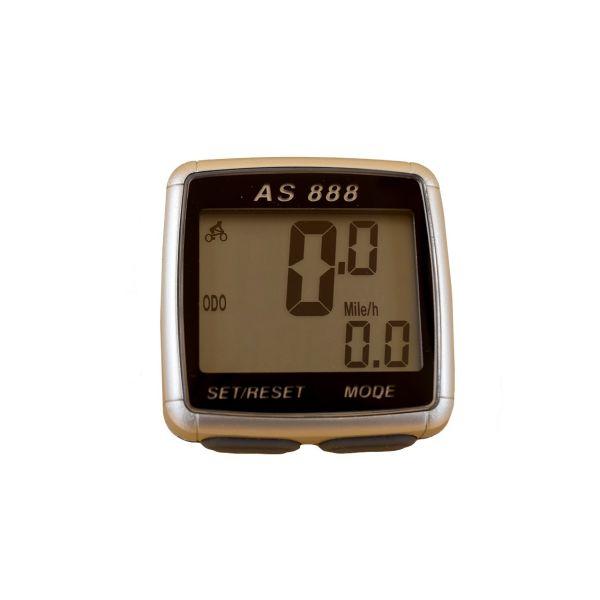 کیلومتر شمار دوچرخه مدل AS888