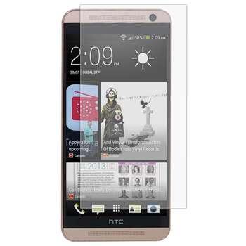 محافظ صفحه نمایش شیشه ای 9H  یونیفا مدل permium تمپرد مناسب برای HTC One E9 Plus