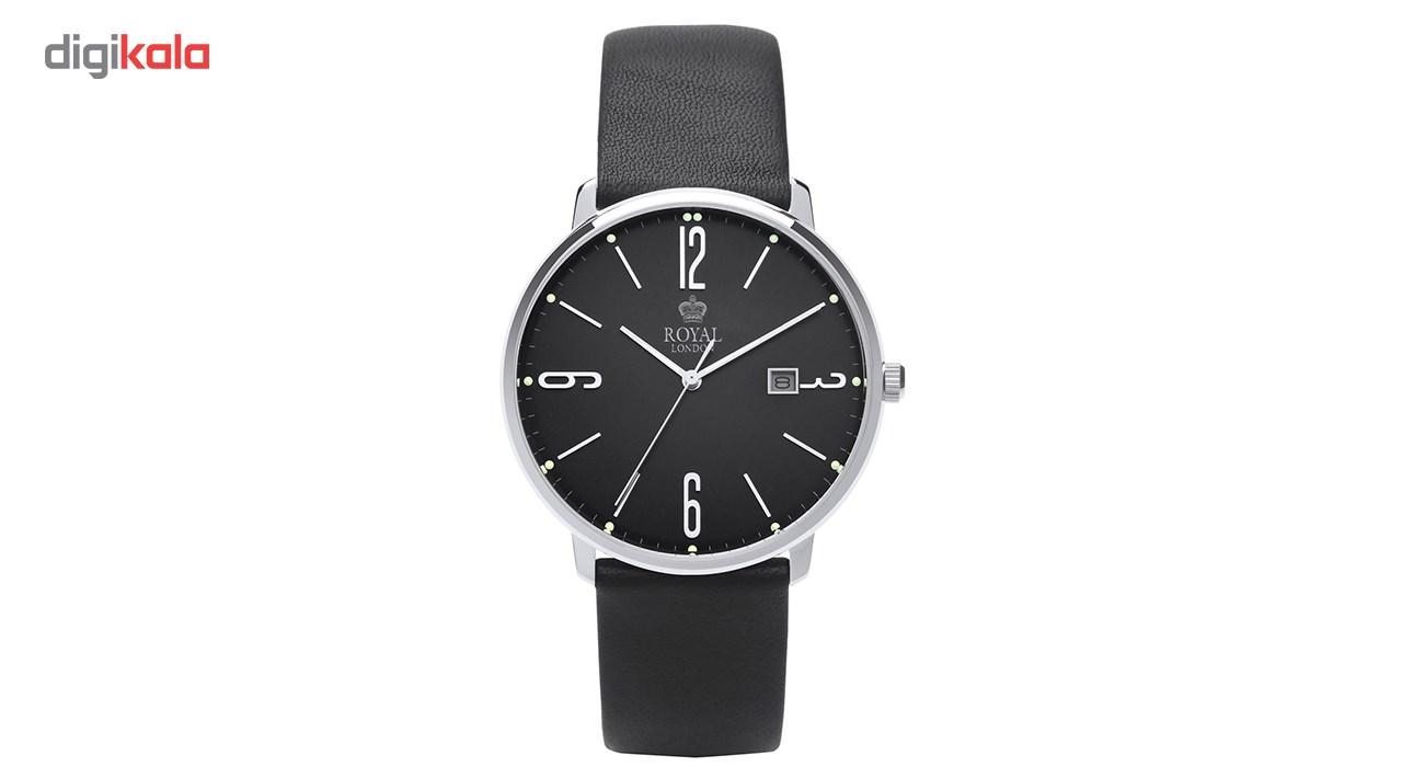 خرید ساعت مچی عقربه ای مردانه رویال لندن مدل RL-41342-02