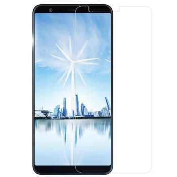 محافظ صفحه نمایش شیشه ای تمپرد مناسب برای گوشی موبایل ایسوس Zenfone Max Plus / ZB570TL