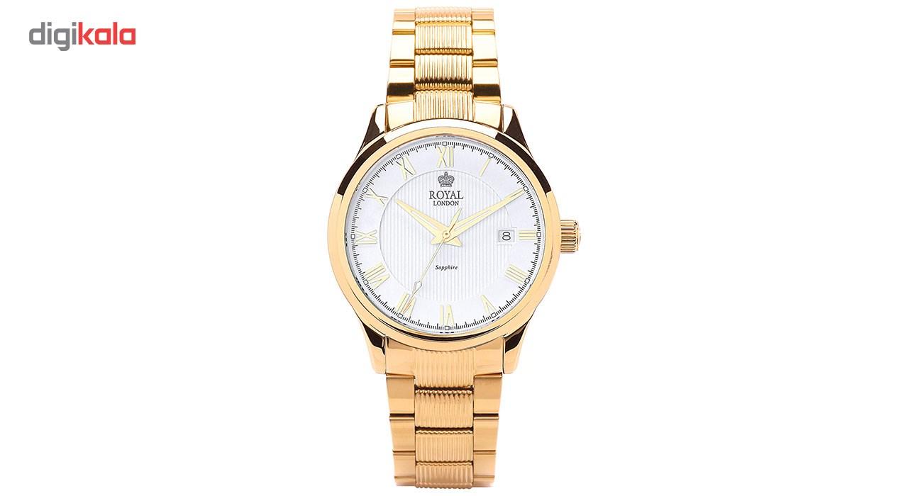 خرید ساعت مچی عقربه ای مردانه رویال لندن مدل RL-41263-06