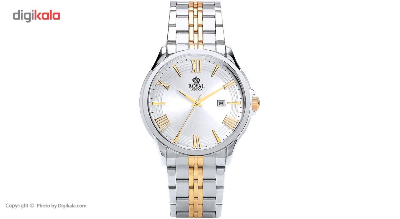 خرید ساعت مچی عقربه ای مردانه رویال لندن مدل RL-41292-04