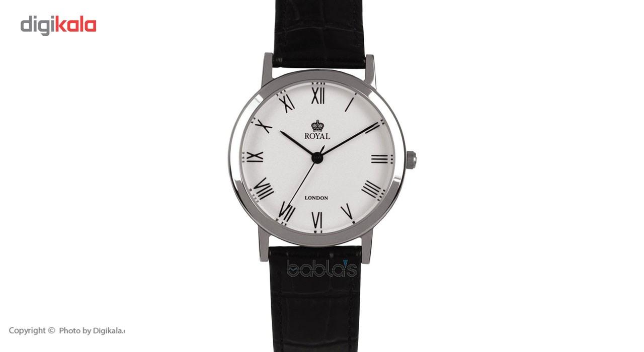 خرید ساعت مچی عقربه ای مردانه رویال لندن مدل RL-40003-04