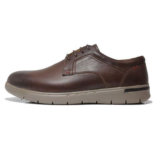 کفش مردانه چرم طبیعی ژست مدل 1012