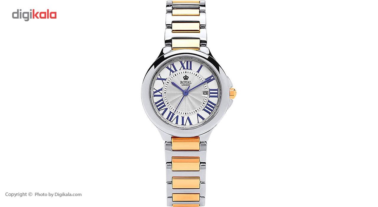 ساعت مچی عقربه ای زنانه رویال لندن مدل RL-21378-06