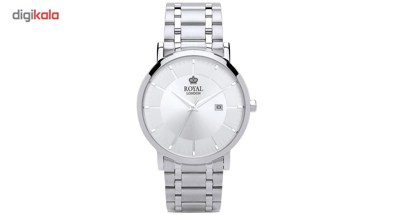 خرید ساعت مچی عقربه ای مردانه رویال لندن مدل RL-41367-01