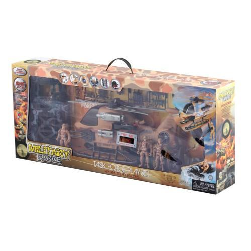 ست اسباب بازی جنگی مدل 8273