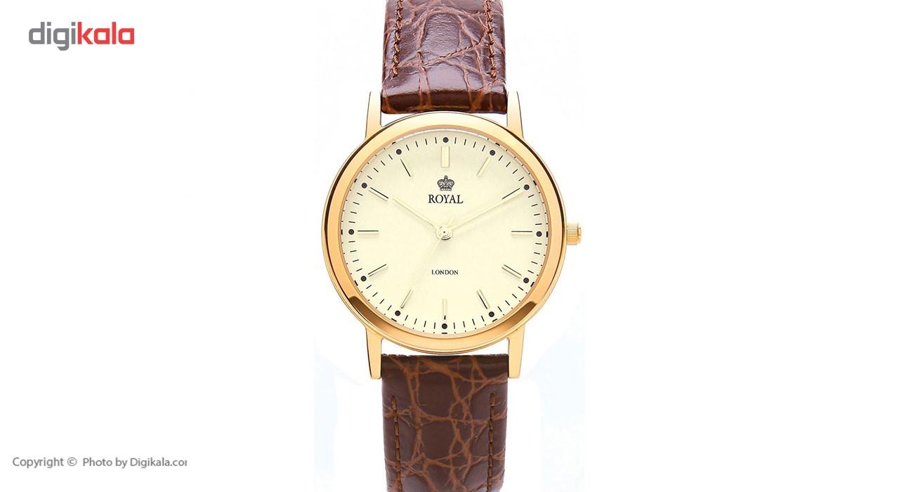 خرید ساعت مچی عقربه ای مردانه رویال لندن مدل RL-40003-03