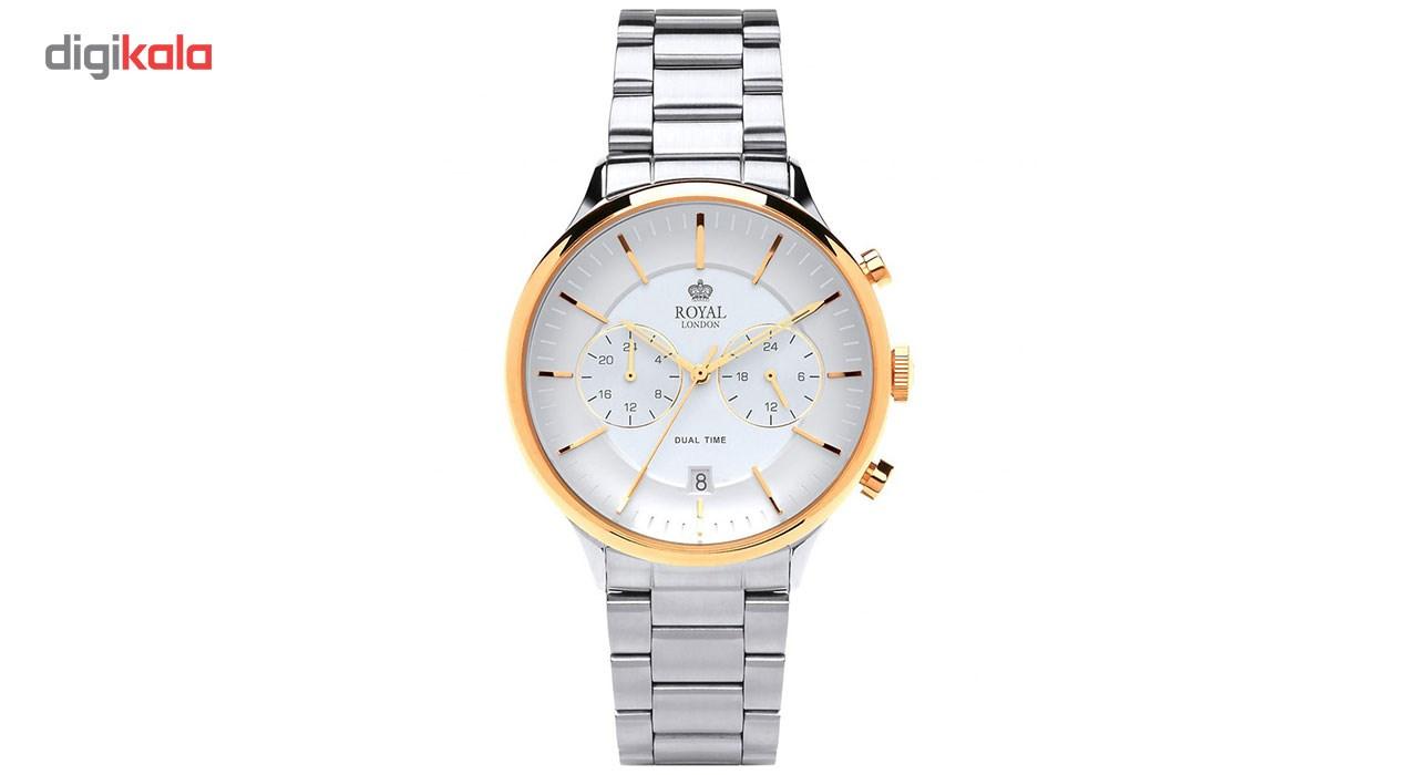 خرید ساعت مچی عقربه ای مردانه رویال لندن مدل RL-41372-02