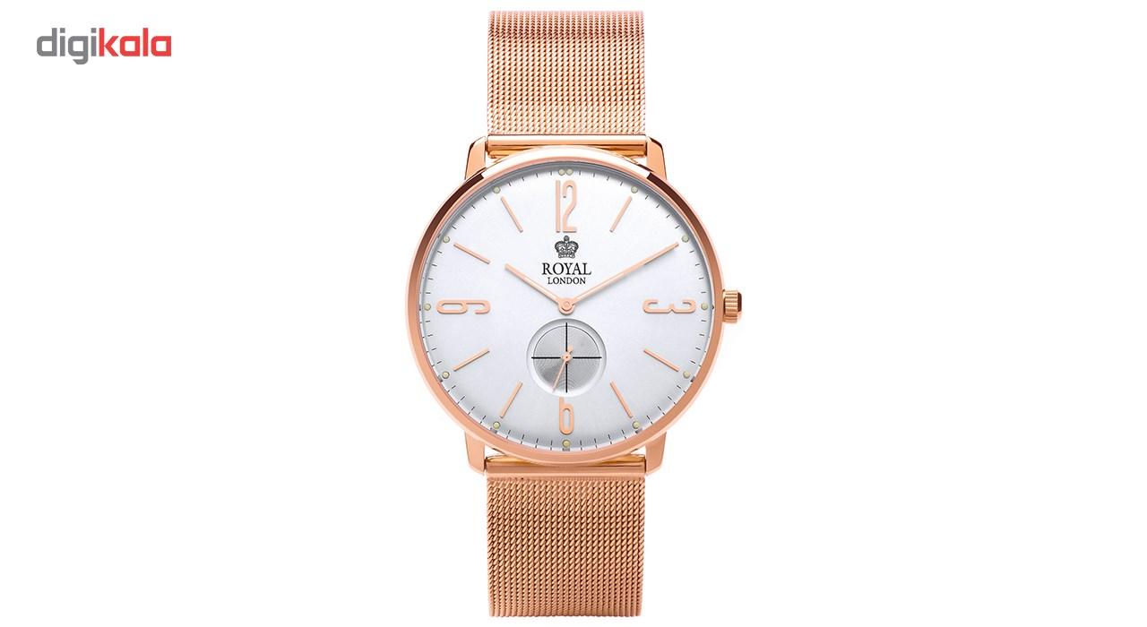 خرید ساعت مچی عقربه ای مردانه رویال لندن مدل RL-41343-13