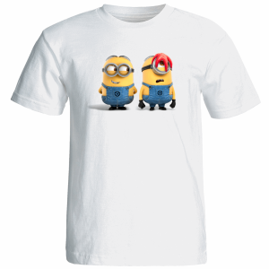 تی شرت آستین کوتاه نوین نقش طرح کد 9063