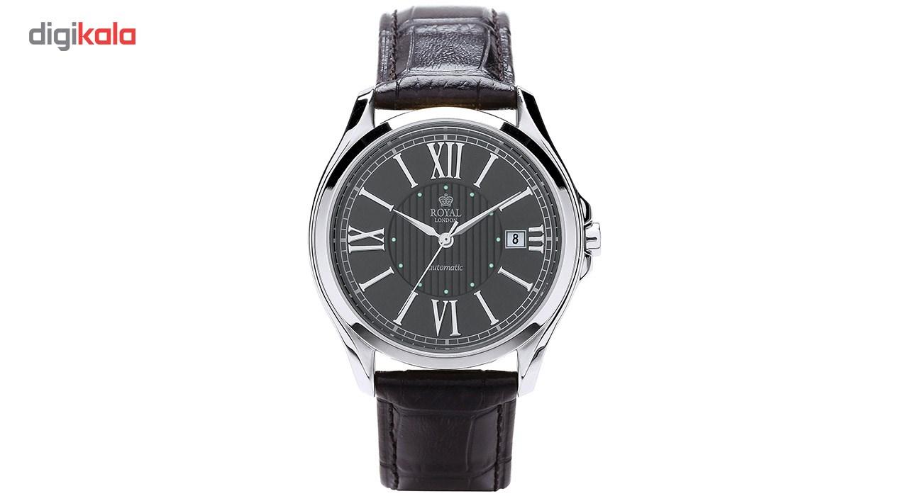 ساعت مچی عقربه ای مردانه رویال لندن مدل RL-41152-02