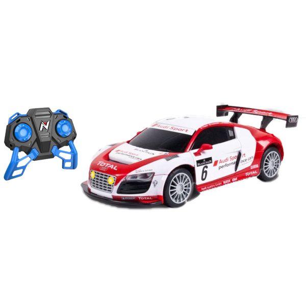 ماشین بازی کنترلی نیکو  مدل Audi R8 LMS Ultra