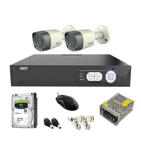 سیستم امنیتی داهوا مدل ES2b5104