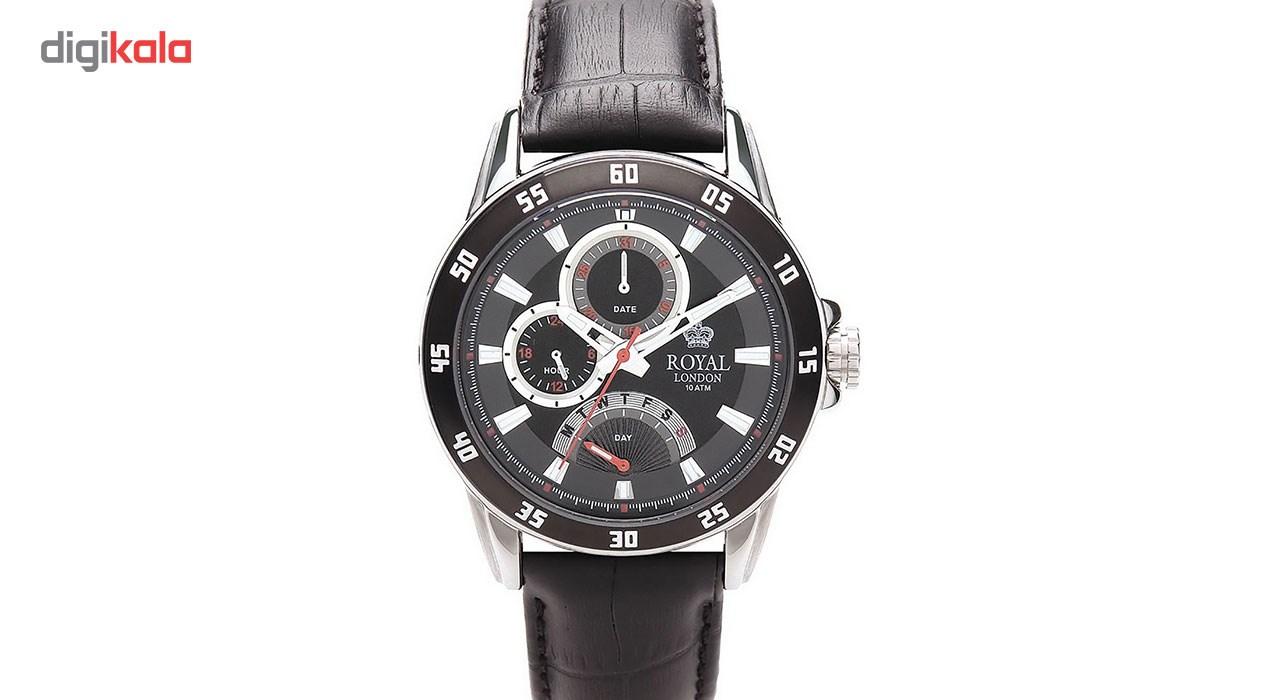 ساعت مچی عقربه ای مردانه رویال لندن مدل RL-41043-02