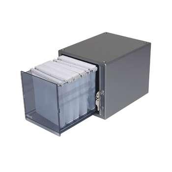 جعبه نگهدارنده سی دی / دی وی دی 80 عددی  مدلFile Box