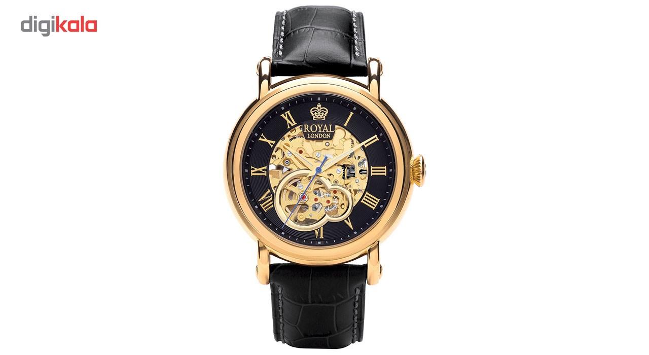 خرید ساعت مچی عقربه ای مردانه رویال لندن مدل RL-41300-04
