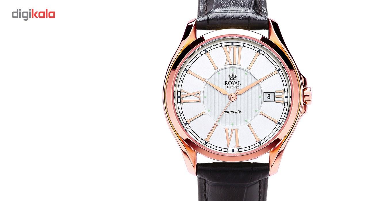 ساعت مچی عقربه ای مردانه رویال لندن مدل RL-41152-05              ارزان