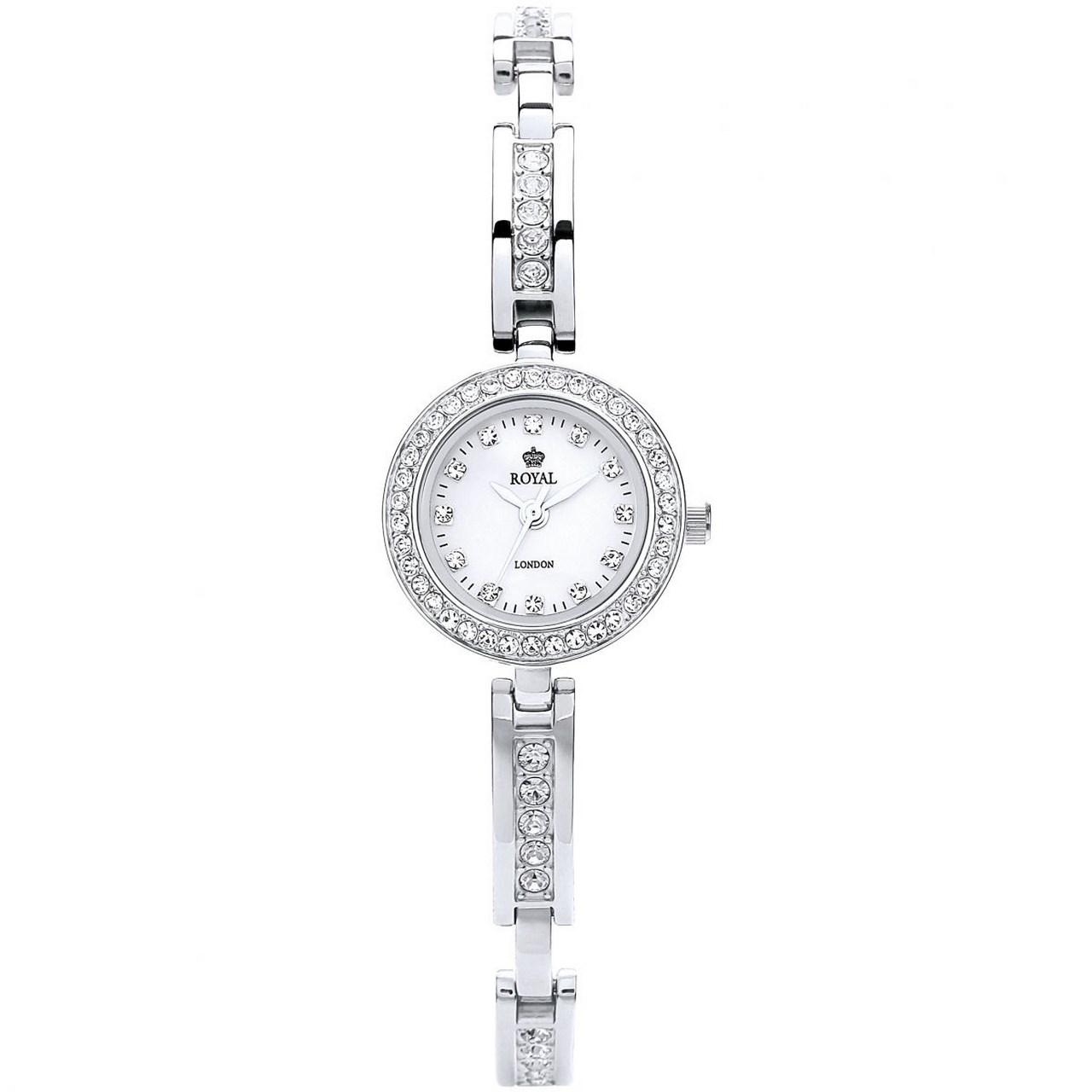 ساعت مچی عقربه ای زنانه رویال لندن مدل RL-21161-01