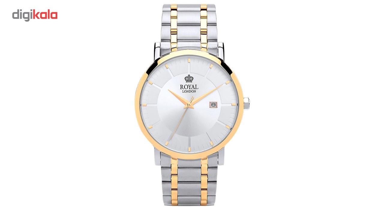 خرید ساعت مچی عقربه ای مردانه رویال لندن مدل RL-41367-03